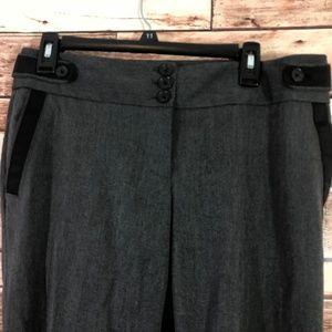 Ann Taylor LOFT Marisa Gray Dress Pants